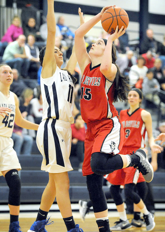 Bishop Carroll girls edge Central Cambria in overtime ...