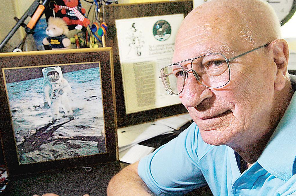 Johnstown Native Played Role In Lunar Journey Local News Tribdem Com