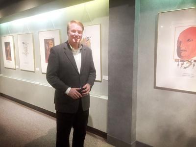 Glen Gilmore at UPJ