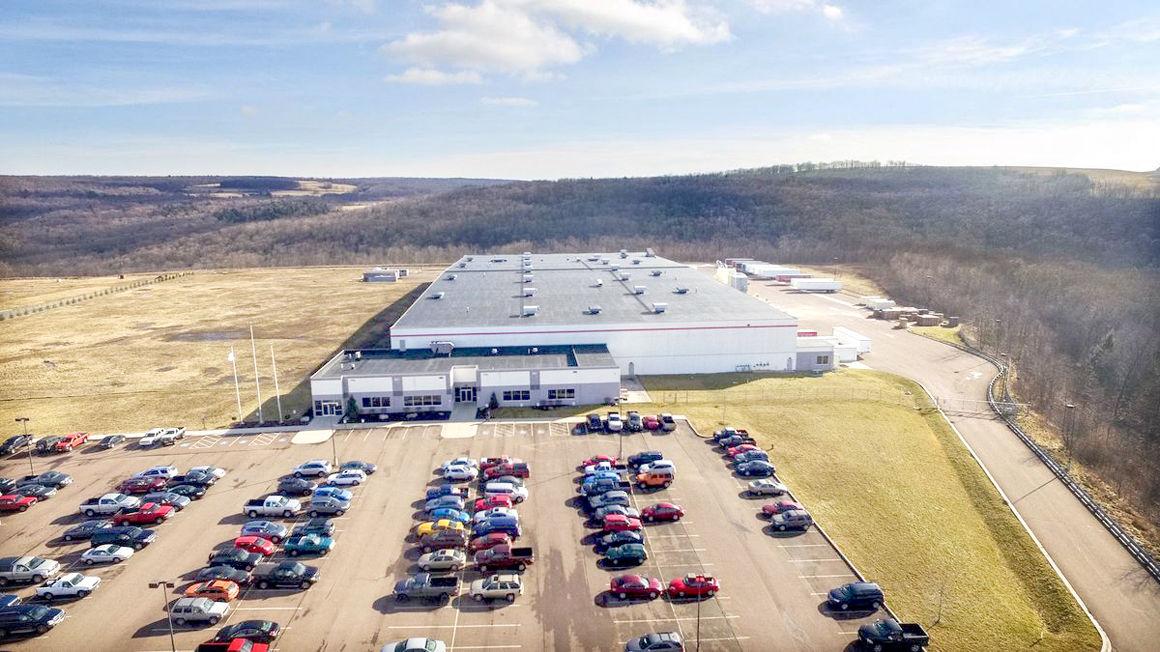ClosetMaid plant in Grantsville, Md.