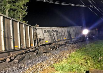 Windber train derailment