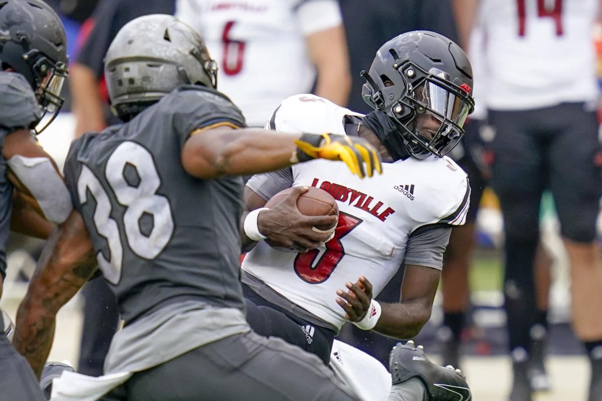 Louisville Pittsburgh Football