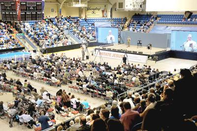 Jehovah's Witnesses convention series returning to War Memorial