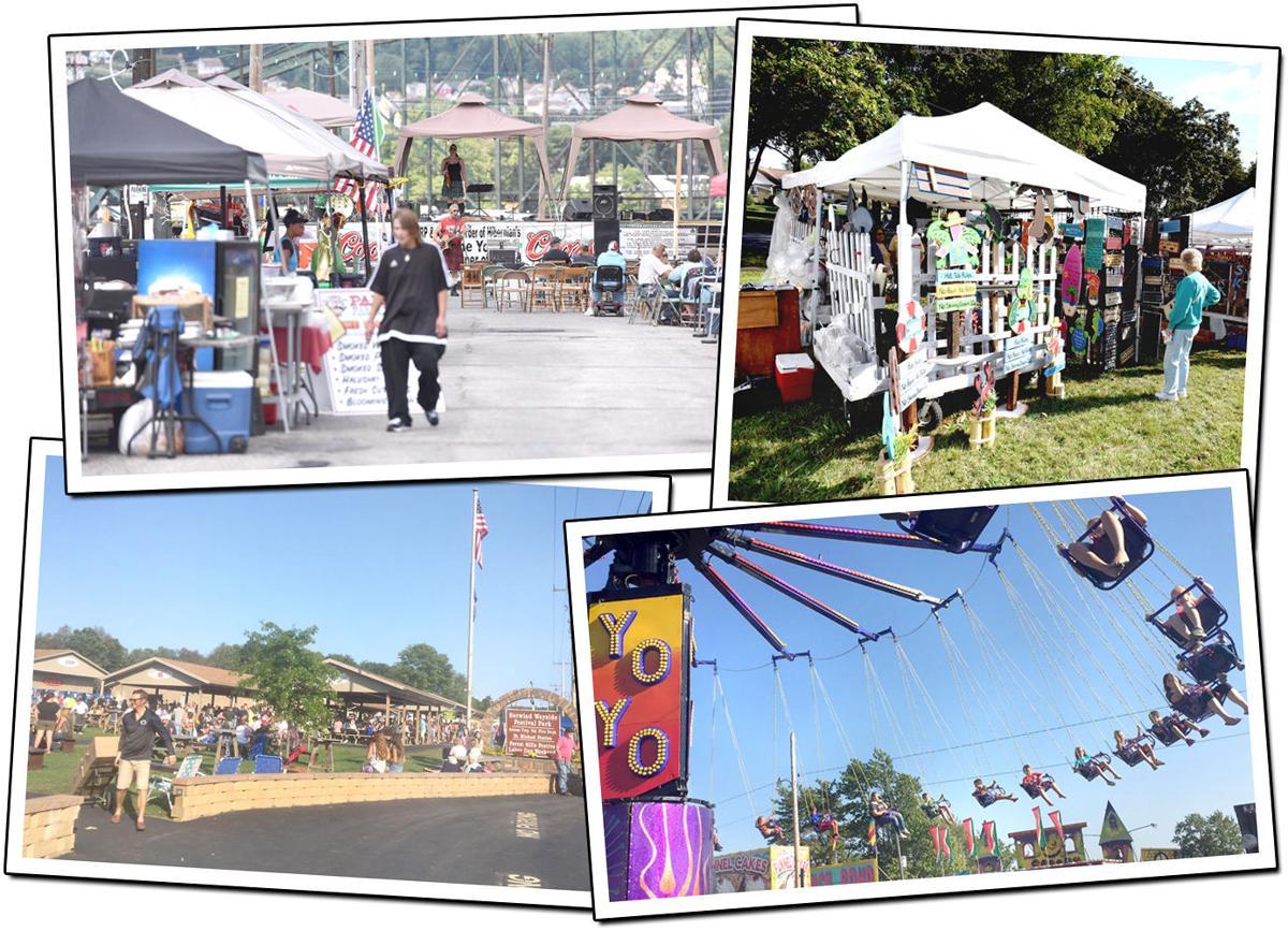 Labor day festivals