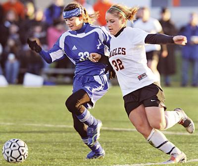 Somerset Girls Soccer 19