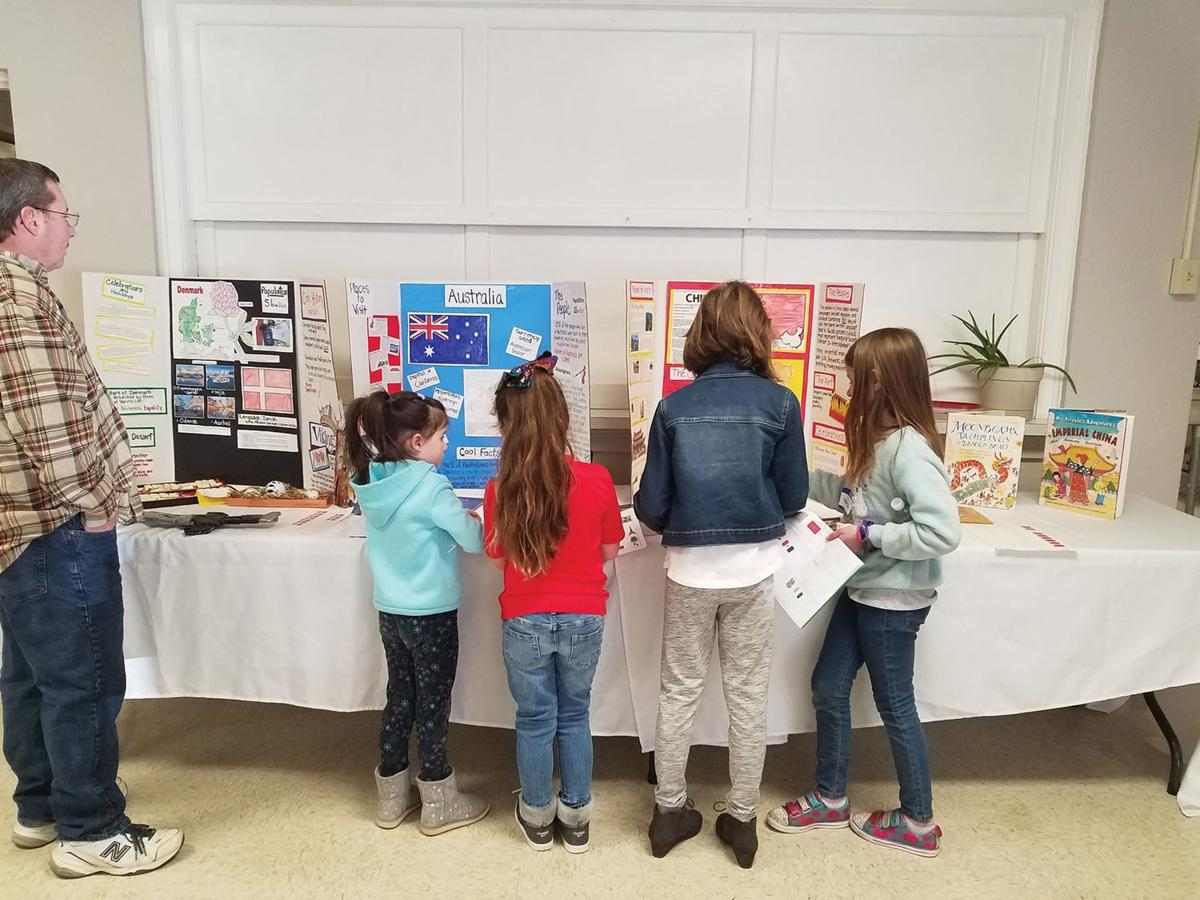 Cultural Fair hosted by GLOW
