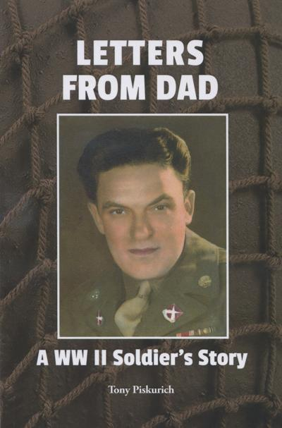 Letters From Dad book cover