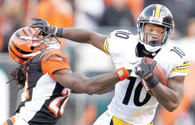Steelers Bengals Football