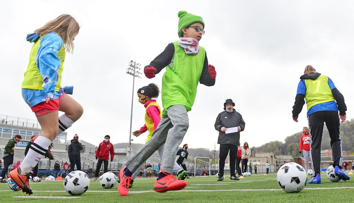 Santa Fund AYSO Soccer Clinic