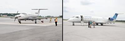 Boutique Air SkyWest planes