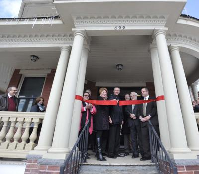 A house of blessing': Homeless shelter opens in Dale Borough
