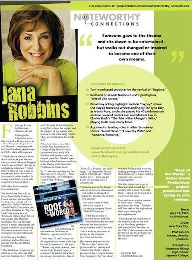 Jana Robbins