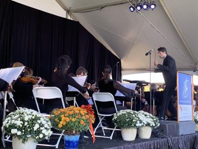 Johnstown Symphony Orchestra performs at Flight 93 National Memorial