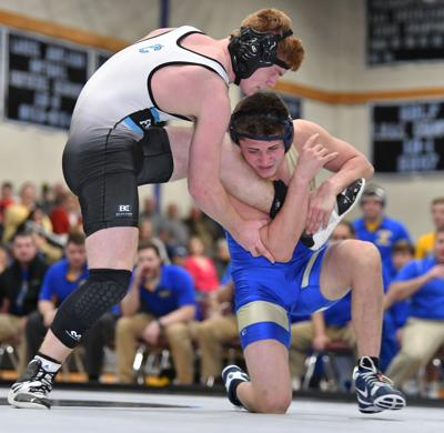 Chestnut Ridge wrestlers dominate Penn Cambria, Greater Johnstown