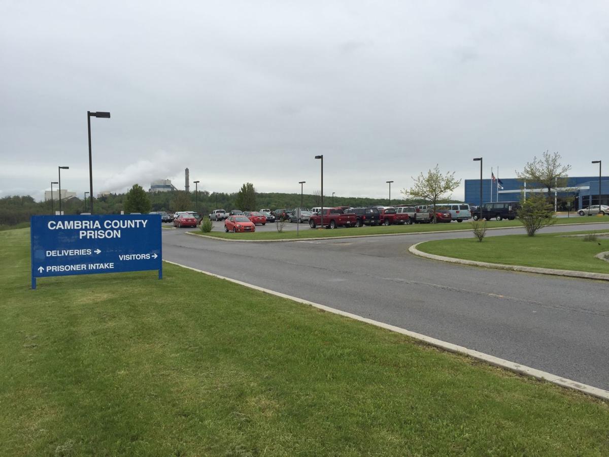 JAIL TIME: Cambria County Prison