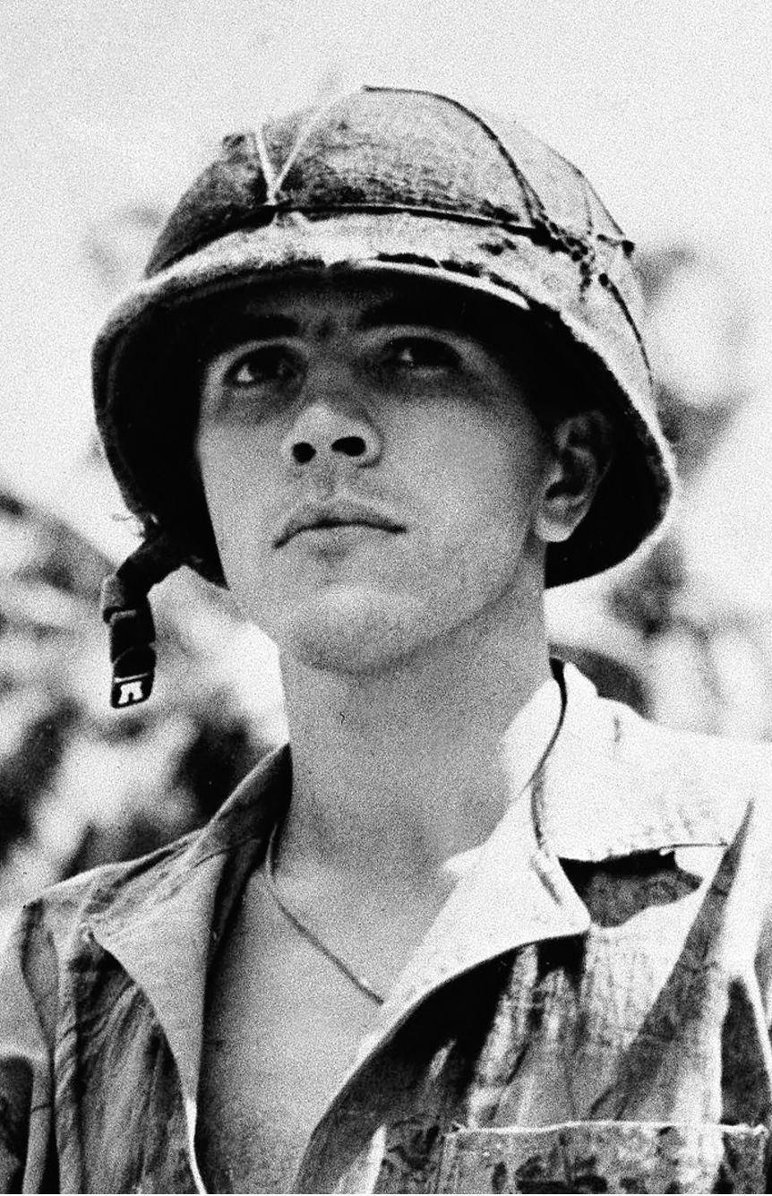 WWII Iwo Jima Flagraising