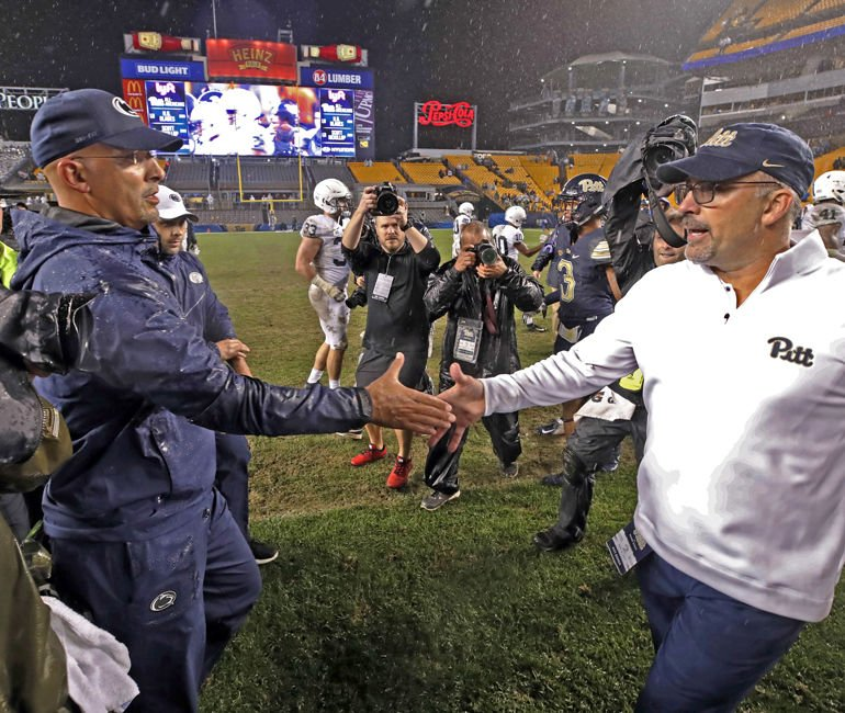 Penn St Pittsburgh Football