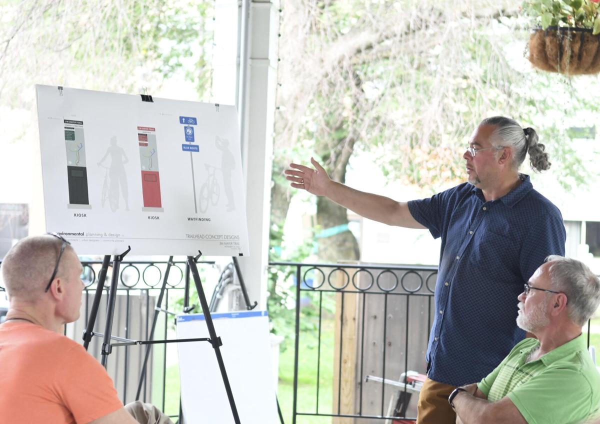 Meeting held to discuss trail integration