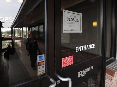 Ryan's closed