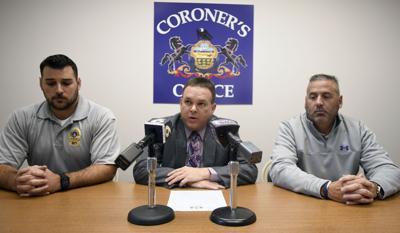 Coroner's Press Conference