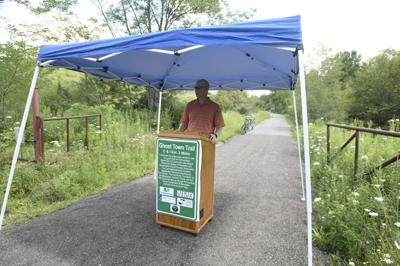 Ghost Town Trail extension