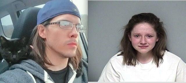 Alexander Stevens and Megan Shaffer