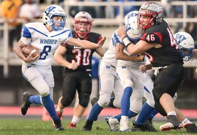 Windber vs. Conemaugh Township – Aug. 23, 2019