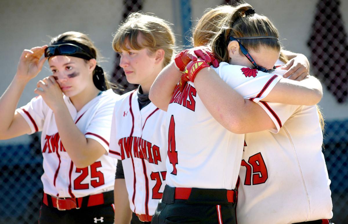 Conemaugh Township-Brandywine Heights softball