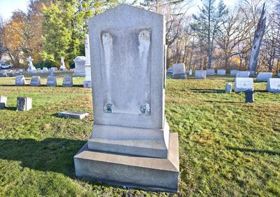 Col. Jacob Higgins grave