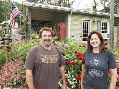 Tony and Denise Cornwall