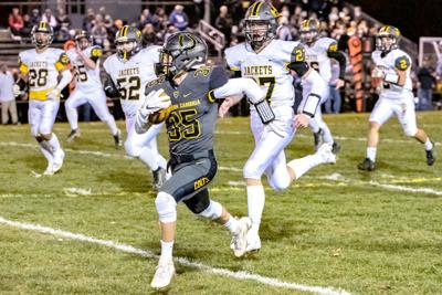 Northern Cambria vs. Ferndale – Oct. 25, 2019