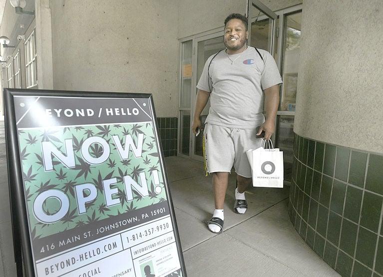 Medical marijuana in Johnstown
