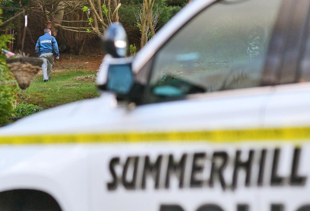 Suspicious Death   Fairlane Road   Cambria Township