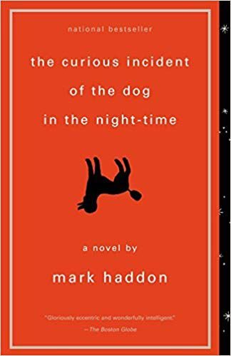 """""""Curious Incident of the Dog in the Night-Time"""""""