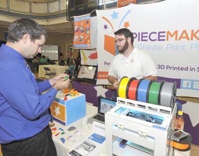 PieceMaker 3-d printer