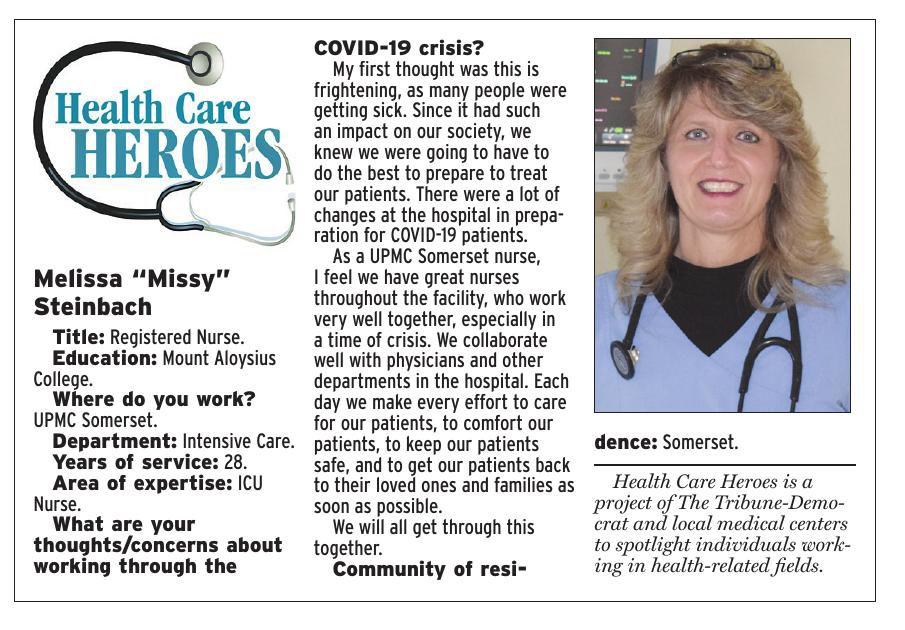 Health Care Heroes | Melissa Steinbach
