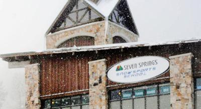 Seven Springs lodge