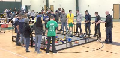 Forest Hills advances to VEX Robotics state tournament  b69435dd4