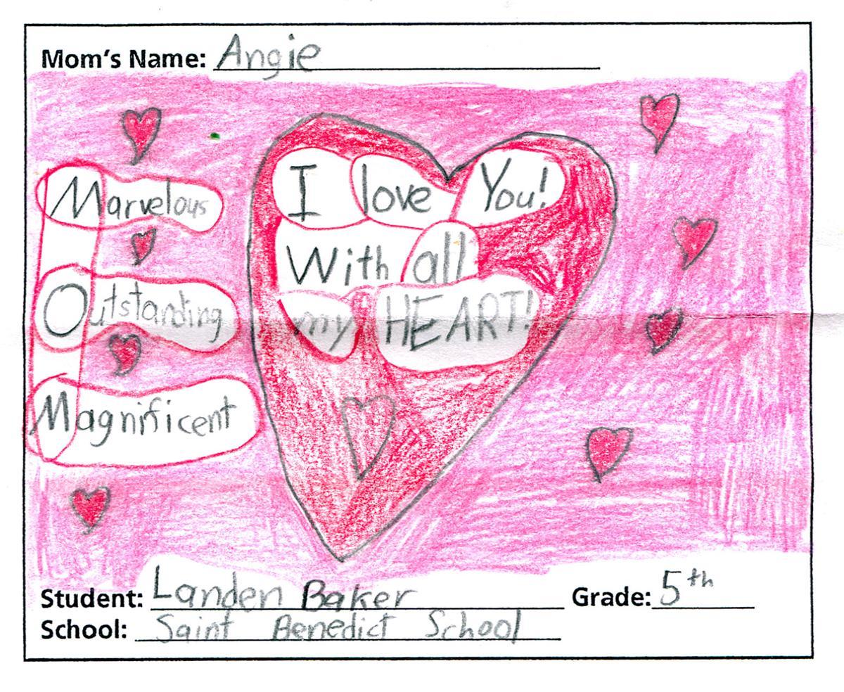 St. Benedict-Carrolltown 5th Grade   Landen Baker.JPG