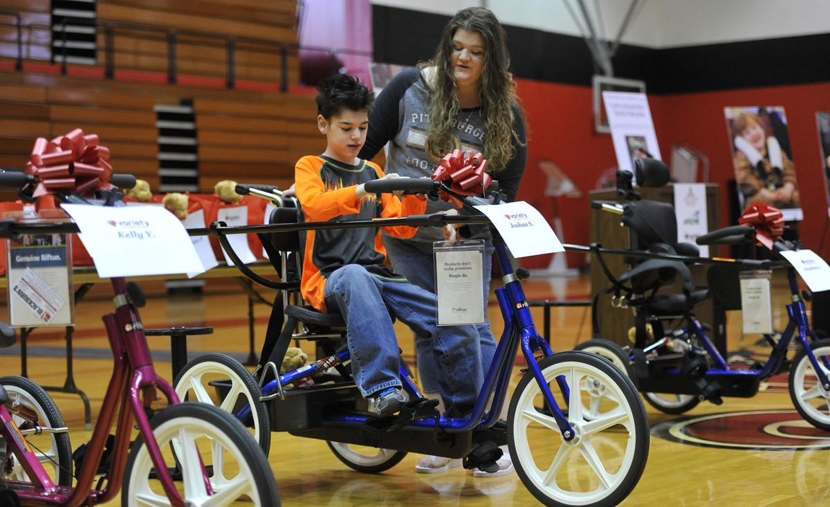 New bikes for local kids