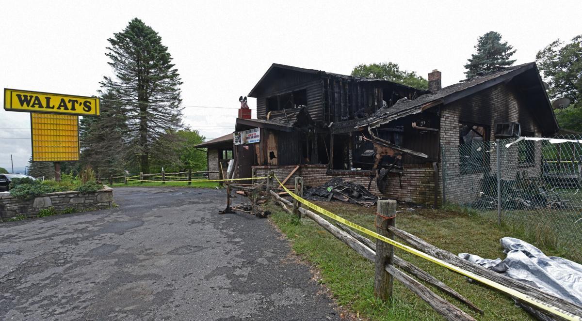 Walat's fatal fire