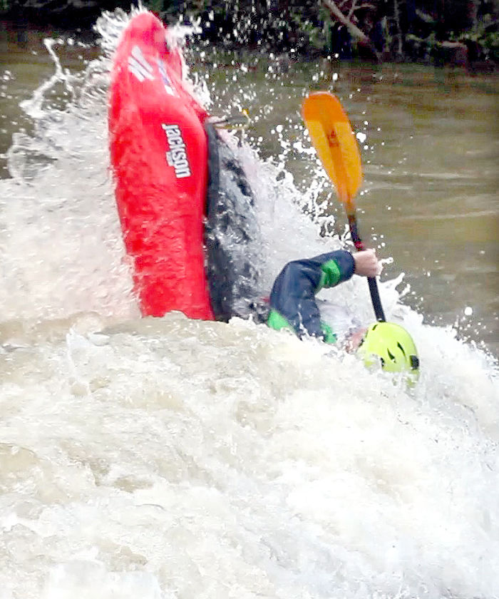 'Perfect' river level thrills paddlers at Stonycreek Rendezvous