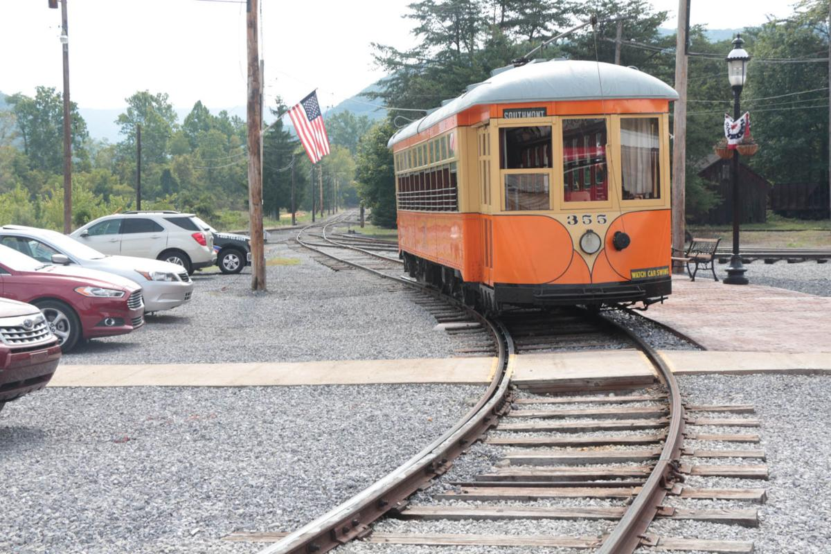 Trolley Car: Rockhill Trolley Museum To Debut Restored Trolley Cars