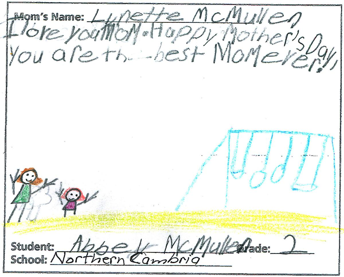 NORTHERN CAMBRIA Elementary 2nd Grade   Abbey McMullen.JPG