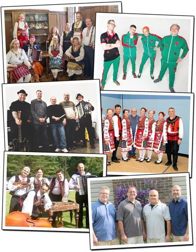 Johnstown Slavic Festival entertainers