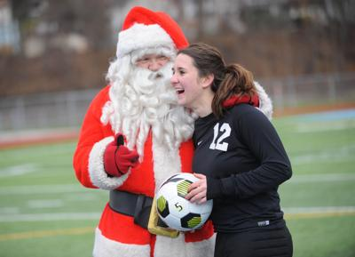 Santa Fund Soccer Classic Olivia Shaulis