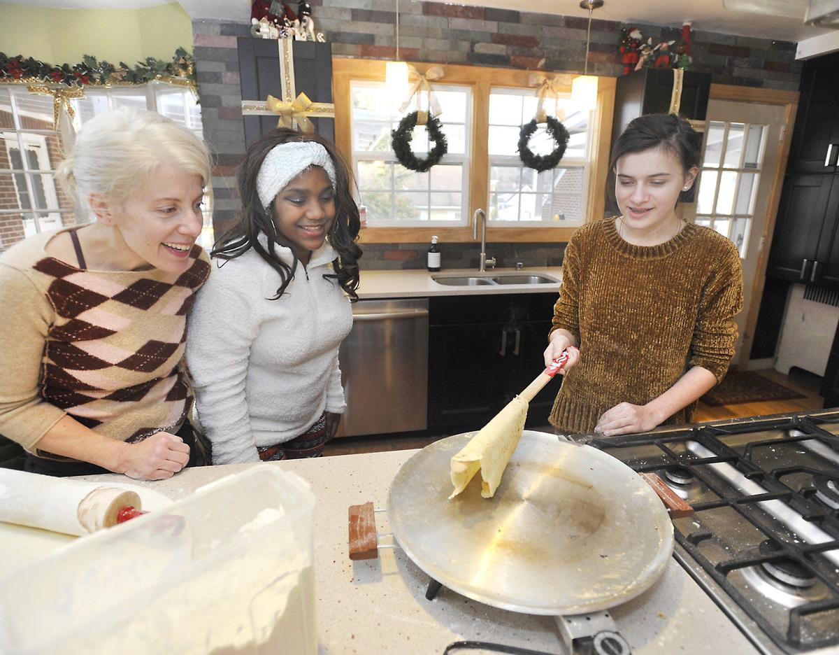 Holiday Flavors | lefse