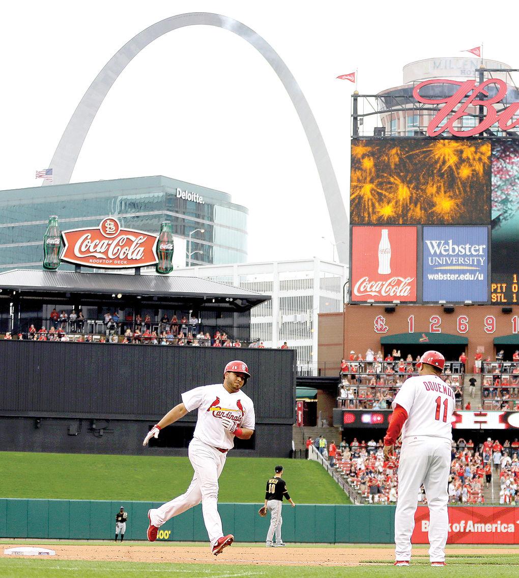 Pirates Blanked Blasted By Host Cardinals Sports Tribdemcom