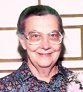 Mildred Fetterman Obituary Photo