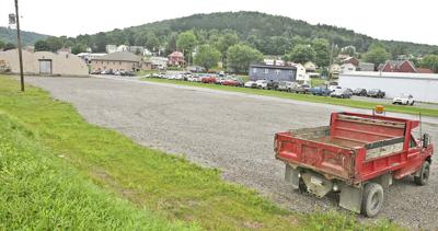 Northern Cambria former shirt factory lot